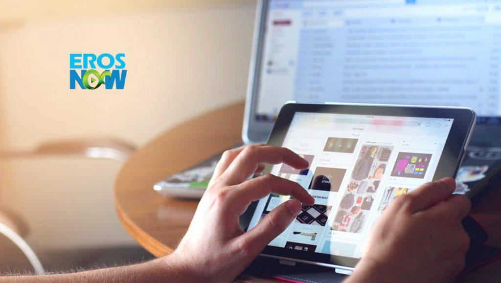 Eros Now Announces Partnership With InMobi