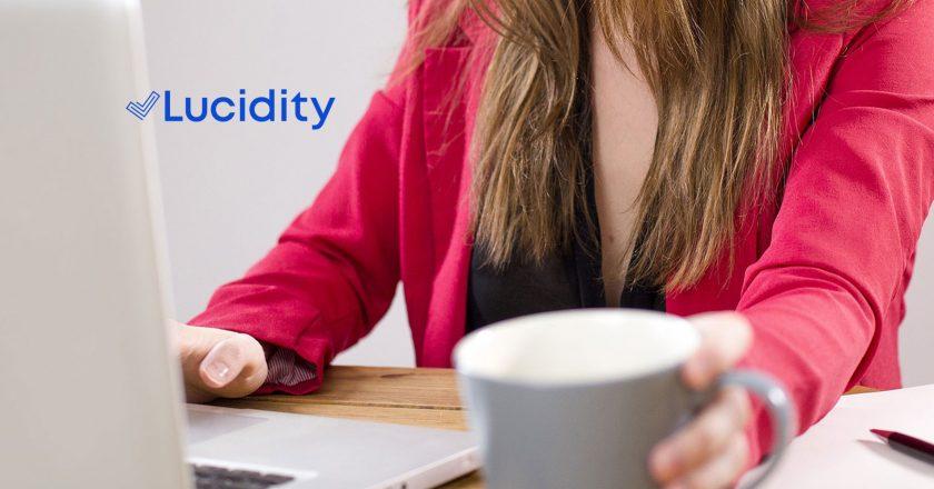 Lucidity Announces $5 Million Strategic Funding Round
