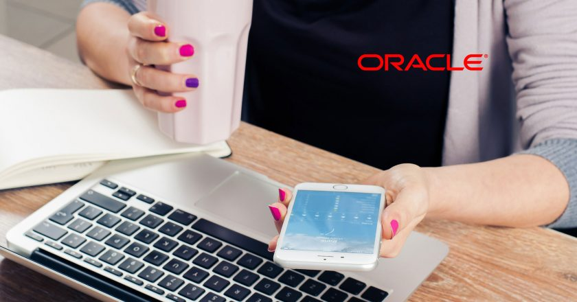 Start-up Uses Oracle Cloud to Launch AI-Powered Hub for Social Networks