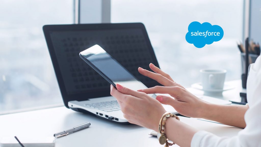 Salesforce Announces Appointment of Co-Founder and Chief Technology Officer Parker Harris to its Board of Directors