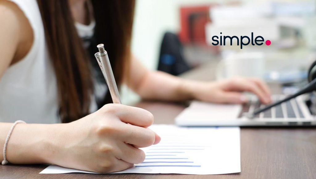 Simple Raises $17 Million to Roll out MRM Product Globally