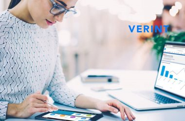 Verint's Intelligent Self-Service Automation Capabilities Take First Place with Two Prestigious Industry Honors
