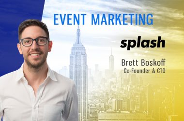 TechBytes with Brett Boskoff, Co-Founder and CTO, Splash