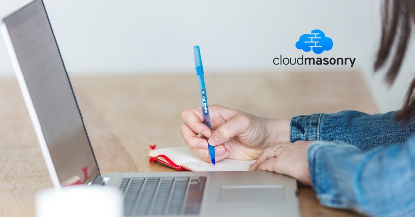 CloudMasonry Consulting Services Announces Salesforce Partnership