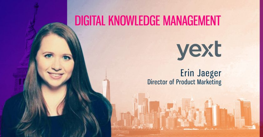 TechBytes with Erin Jaeger, Director of Product Marketing at Yext