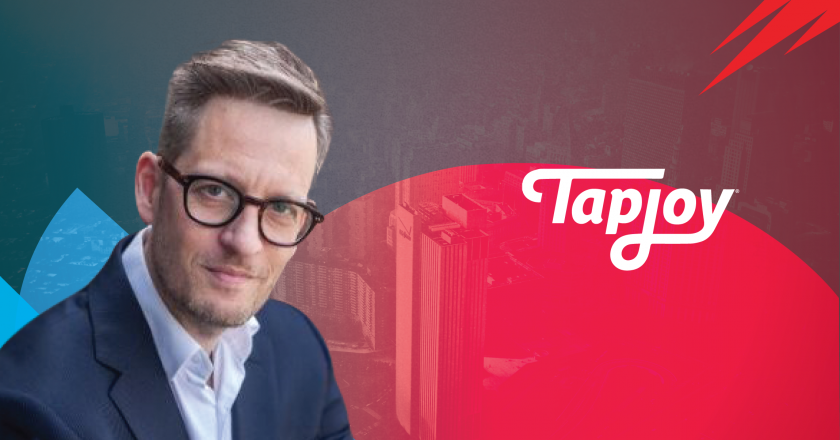 Interview with Erwin Bos, Director of Sales, Europe, Tapjoy