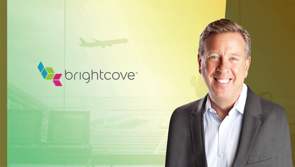 Interview with Jeff Ray, CEO at Brightcove