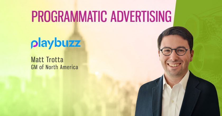 Matt Trotta, PlayBuzz