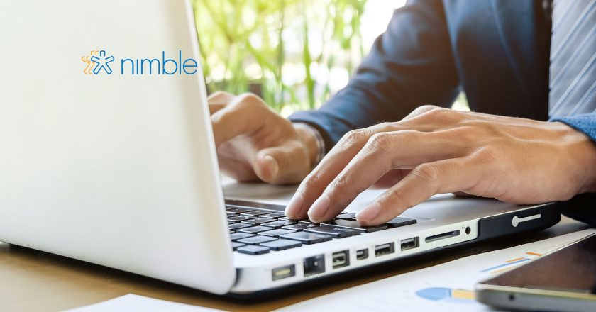 Nimble Rated Small Business CRM Market Leader By Office 365 And G Suite Users, Says G2 Crowd