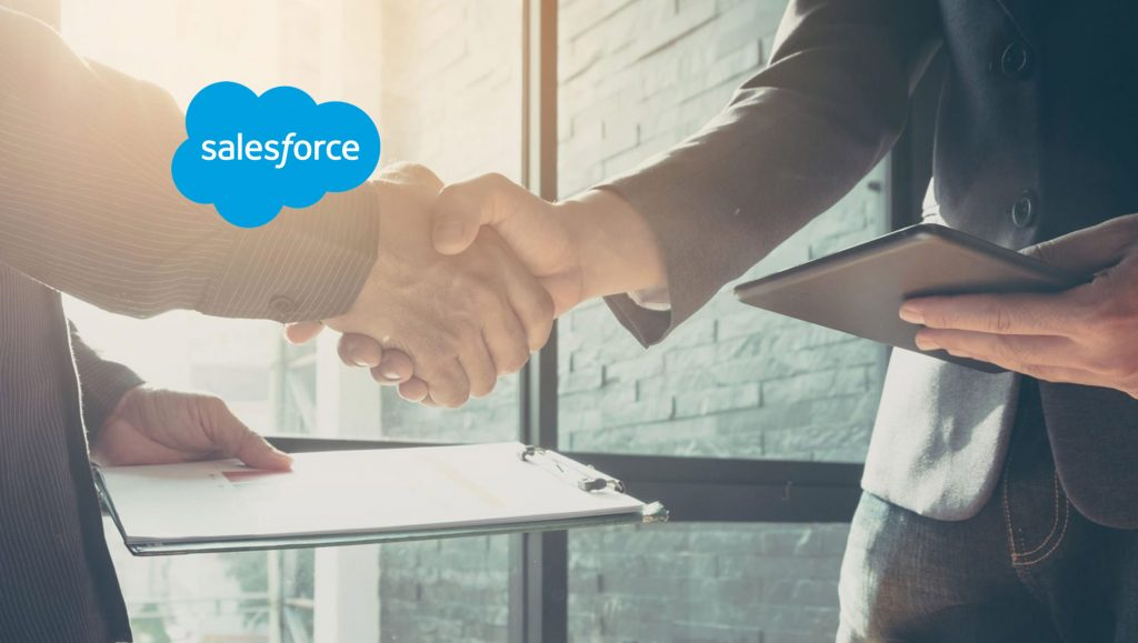 Apple and Salesforce Join Forces to Deliver the Best Business Experiences
