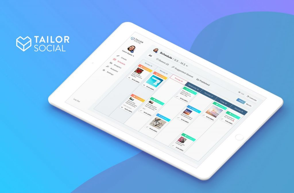 Tailor Brands Launches AI Social Media Manager, Tailor Social