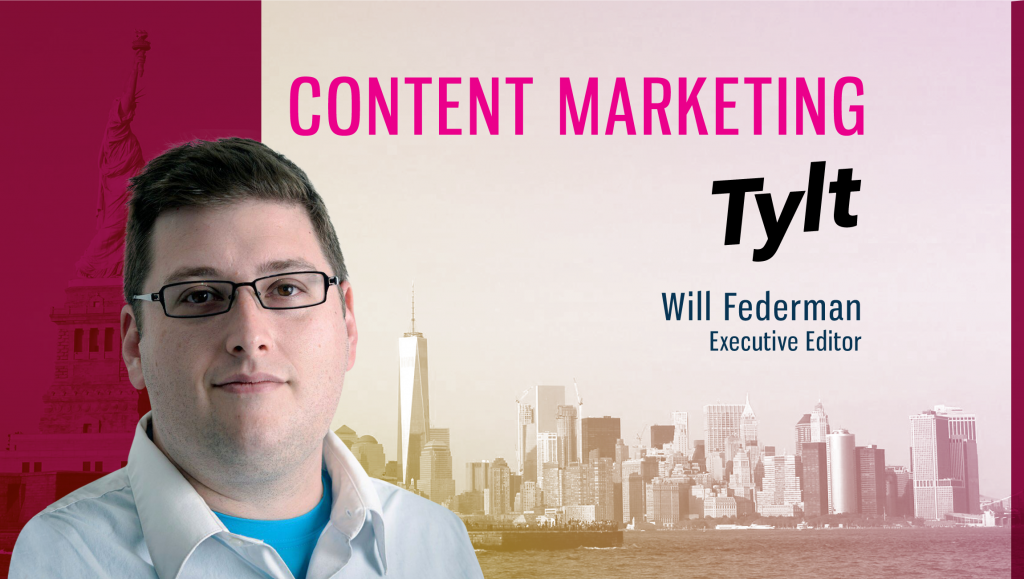 TechBytes with Will Federman, Executive Editor at The Tylt
