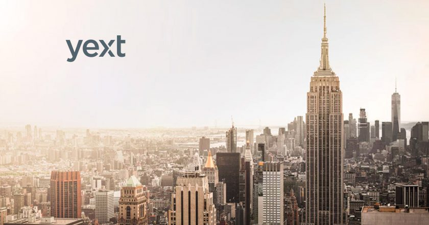 Yext Summer '18 Product Release Now Available for General Access