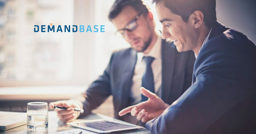 Demandbase Introduces Breakthrough Technology for B2B Advertisers and Marketers