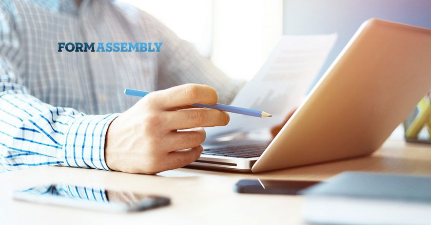 FormAssembly Grows 63 Percent in Enterprise and Compliance, Launches New Customer-Centric Initiatives