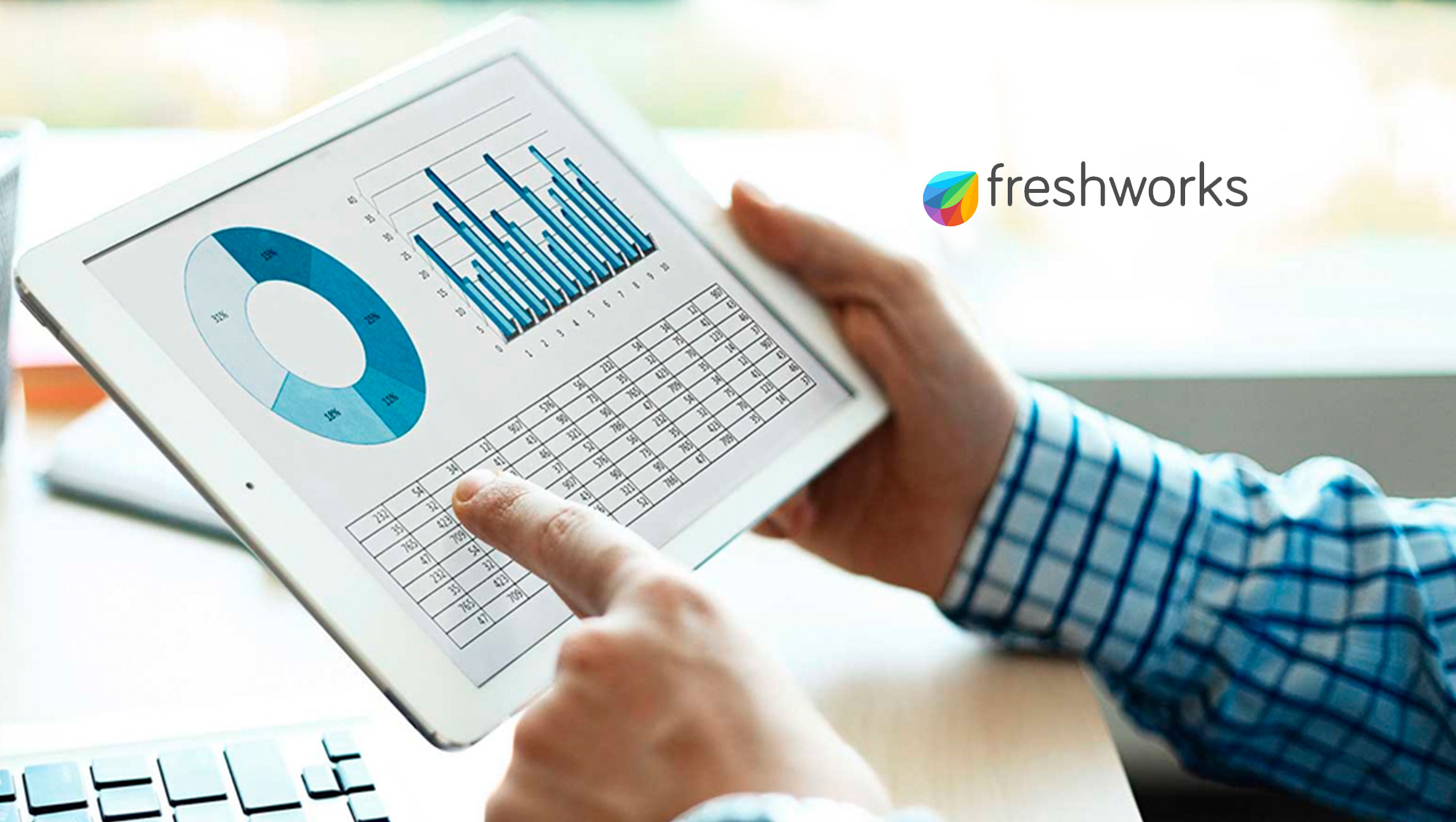 Freshworks Study Finds Firms Want to Replace Their SaaS CRM Systems
