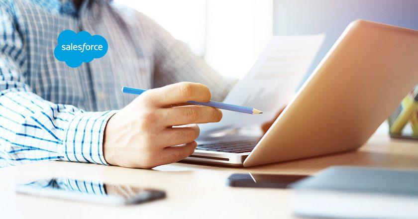Salesforce Transforms the Collaboration Suite--Introducing Quip Slides