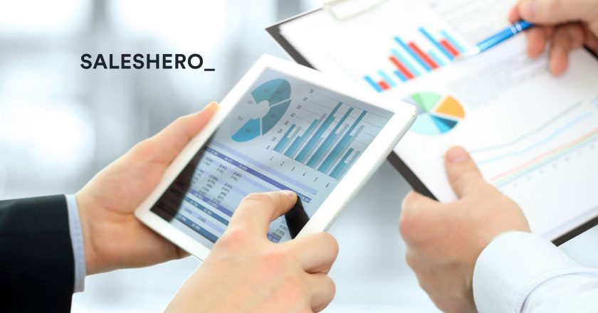 SalesHero Releases Limited Availability of Sales AI Automation Platform at Dreamforce 2018, the Most Inspiring Technology Event of the Year