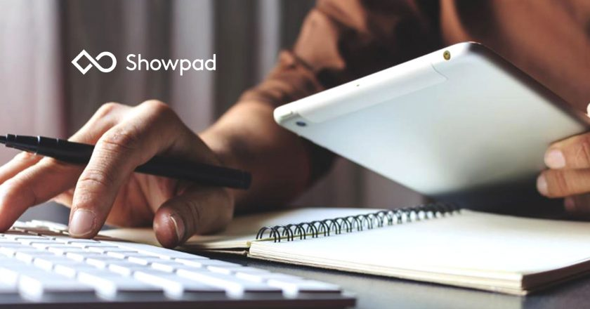 Showpad Named a Leader in Sales Enablement Automation Platforms by Independent Research Firm