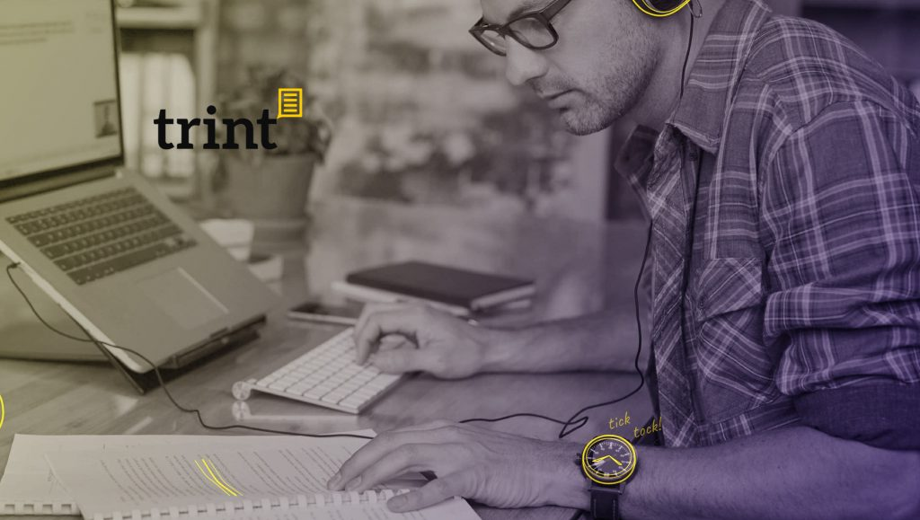 AI-Powered Audio Transcription Company, Trint Expands Operations to North America