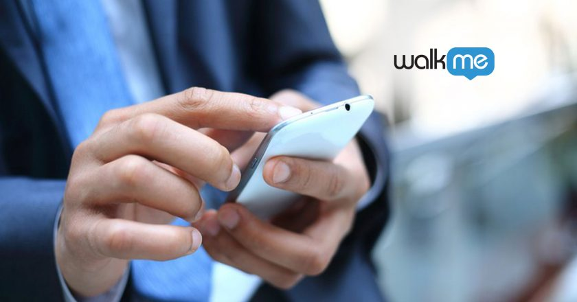 WalkMe Secures $40 Million Series F Funding to Accelerate the Growth of Its Digital Adoption Platform