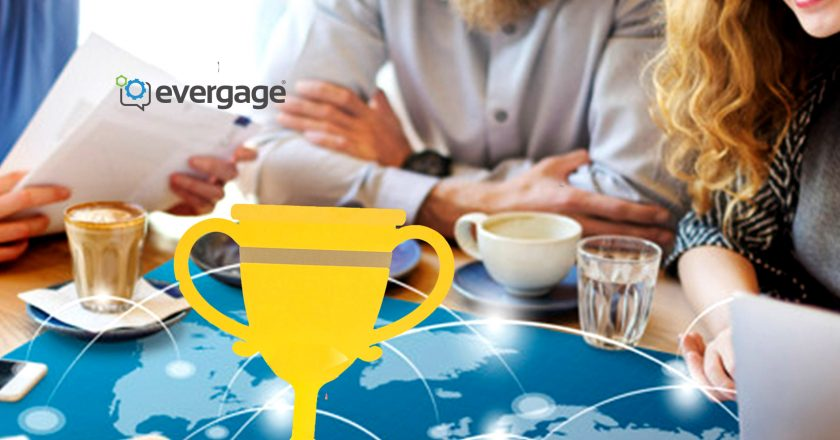 Evergage Takes Home the Gold in Golden Bridge Awards for Fourth Year in a Row