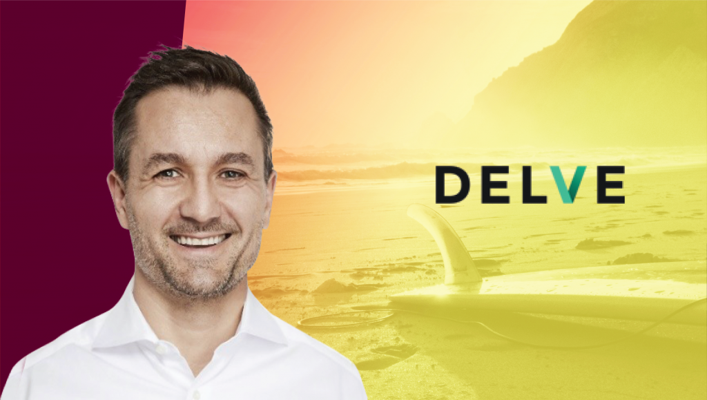 Interview with Greg Sobiech, CEO at DELVE