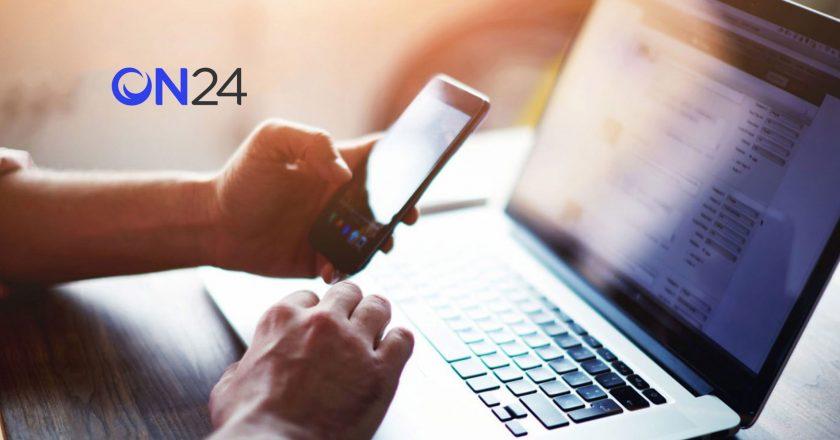 ON24 CMO Joe Hyland Named to 40 Under 40 Marketing Innovators List
