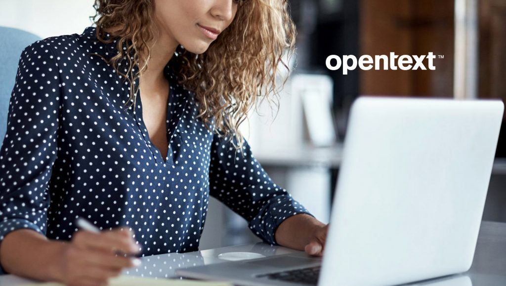 OpenText Named as a Leader in Gartner Magic Quadrant for Content Services Platforms
