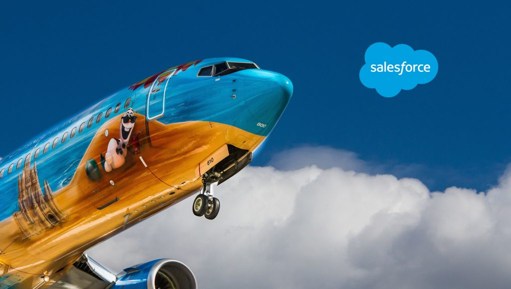 Salesforce Adds Muscle to Its Sales & Marketing Cloud, Acquires Rebel