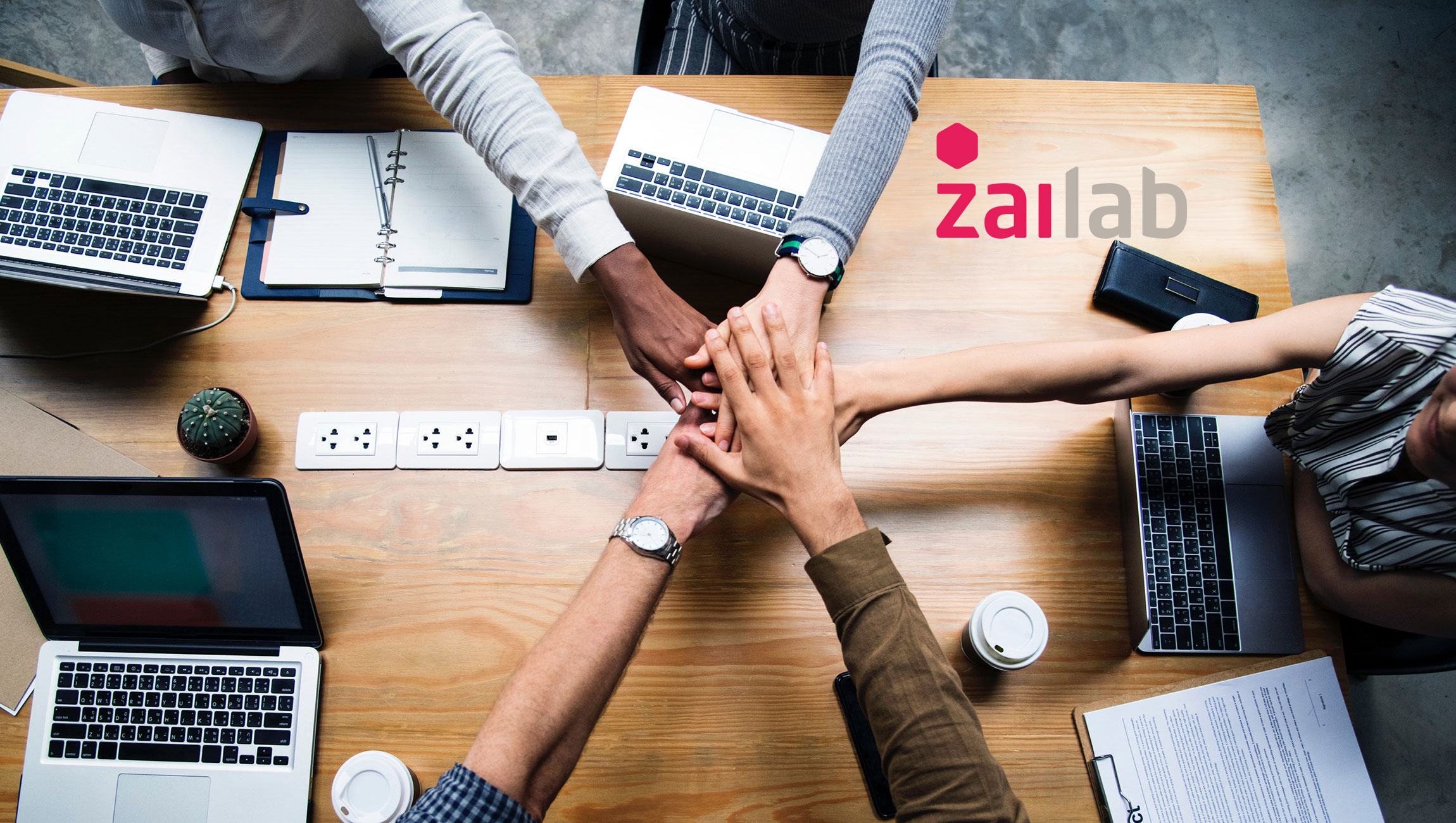 ZaiLab on Why Partnering with Intelisys Gives Them the Edge