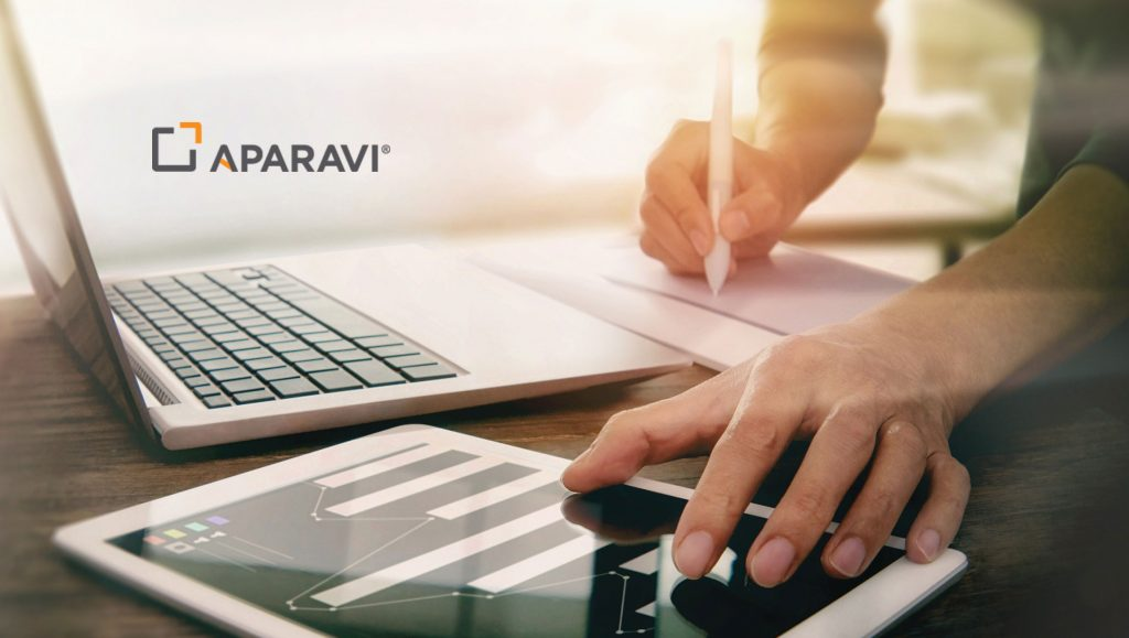Aparavi Named Best New Exhibitor at Channel Partners Evolution Event Attracting 3,000 Solution Providers