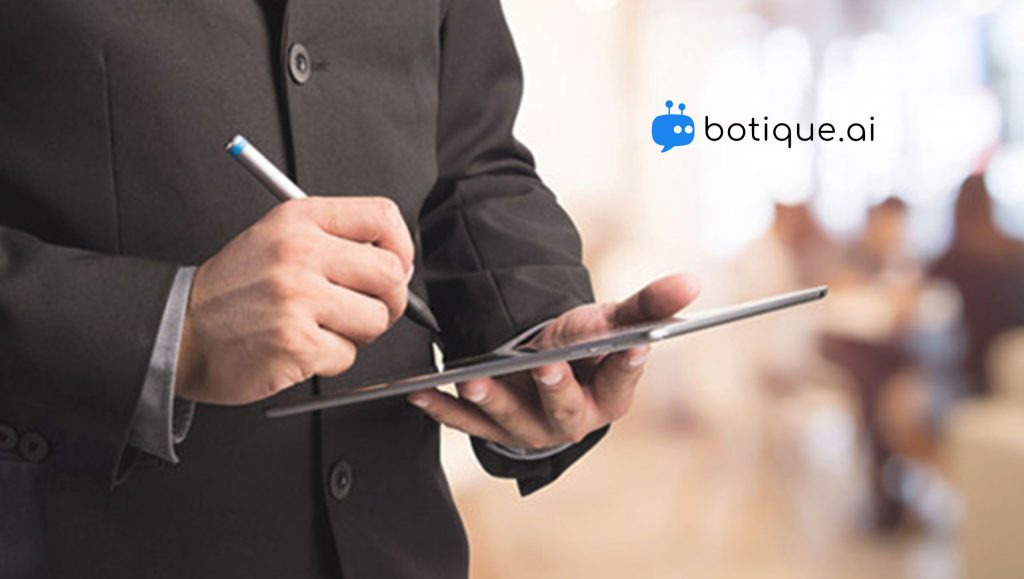 botique.ai Launches the First AI Powered Digital Agent 'Chatbot' Platform for Small and Medium Businesses (SMBs)