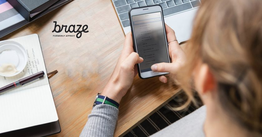 Braze Raises $80 Million in Latest Funding Round, More Than Doubling Valuation to $850 Million