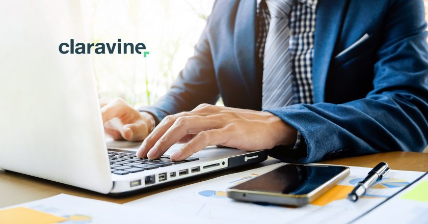 Tracking First Rebrands as Claravine with Enhanced Platform