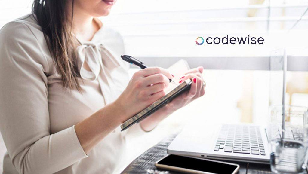 Codewise Names Dr. John Malatesta Chief Executive Officer