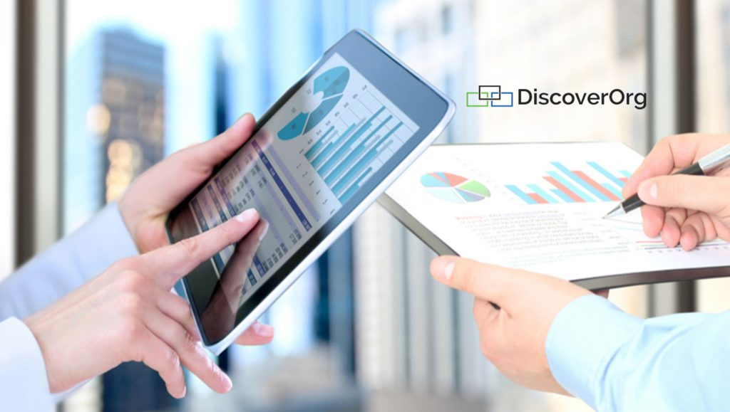 DiscoverOrg Expands Data Coverage, Increasing Value to Sales, Marketing and Recruiting Teams