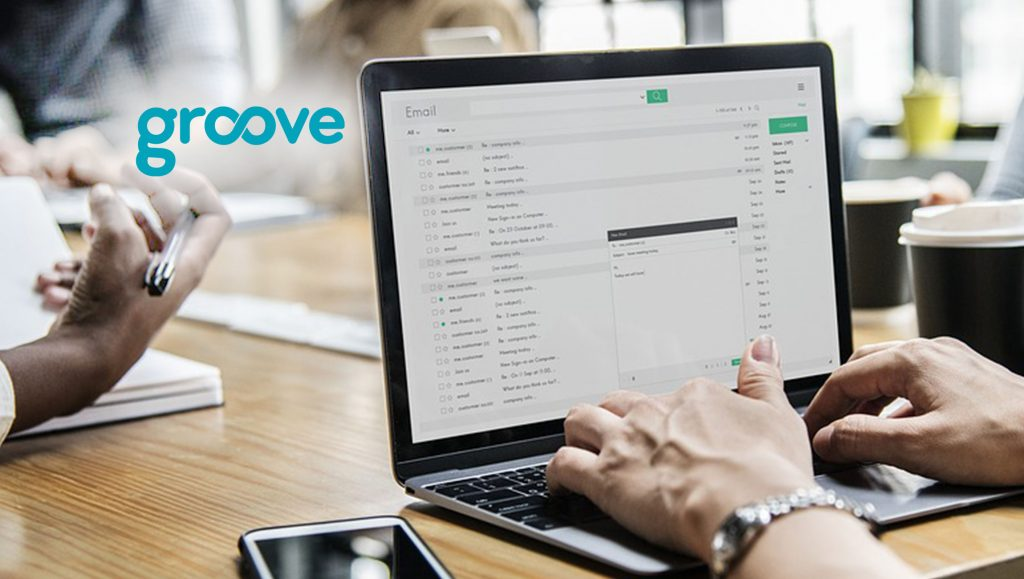Groove Leads the Pack in Sales Engagement and Email Tracking