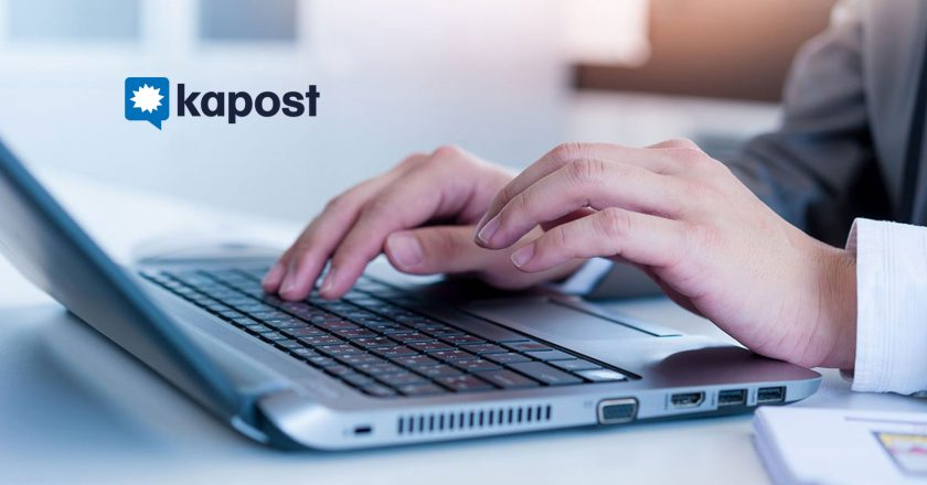 Kapost Launches First-of-its-Kind Resource Kit for B2B Marketers' People and Processes Challenges
