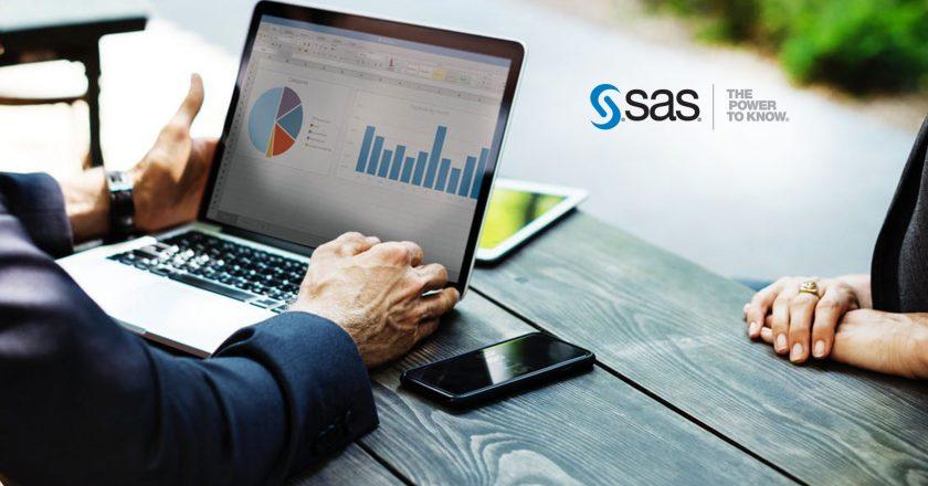 More Than Half of Organizations Say Analytics Makes Them More Innovative, According to a SAS Survey