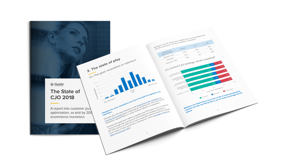 "Yieldify Decodes ""The State of CJO"" for Online Customer Journey"