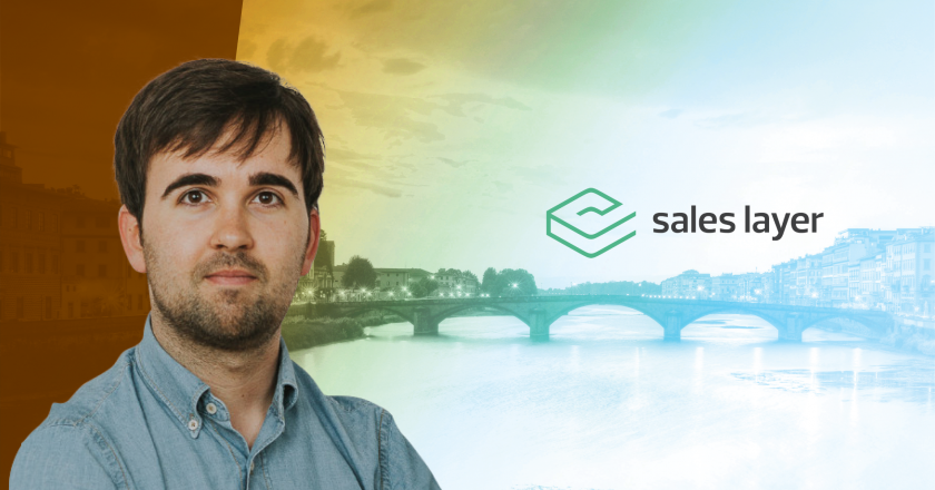 Interview with Álvaro Verdoy, CEO at Sales Layer