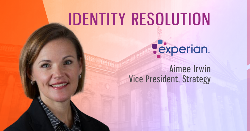 TechBytes with Aimee Irwin, Vice President, Strategy at Experian