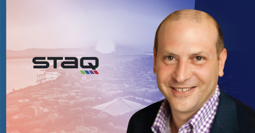 Interview with Andy Ellenthal, Chief Executive Officer , STAQ