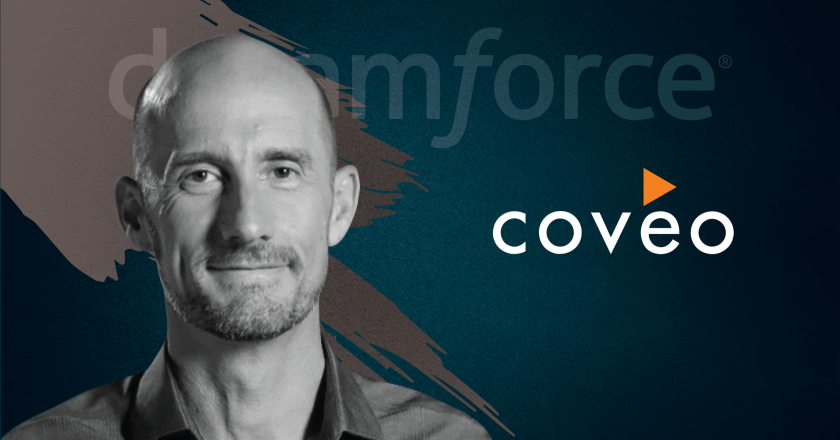 Interview with Mark Floisand, Chief Marketing Officer at Coveo