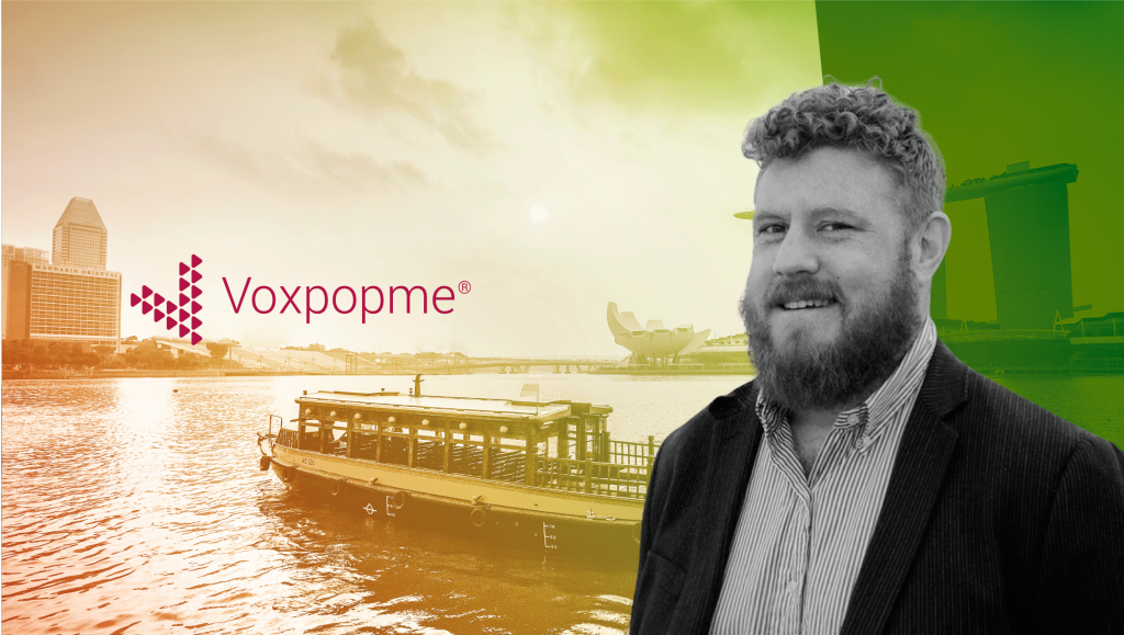 Interview with Dave Carruthers, Founder and CEO at Voxpopme