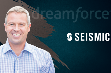 Dreamforce Interview with Doug Winter, CEO at Seismic