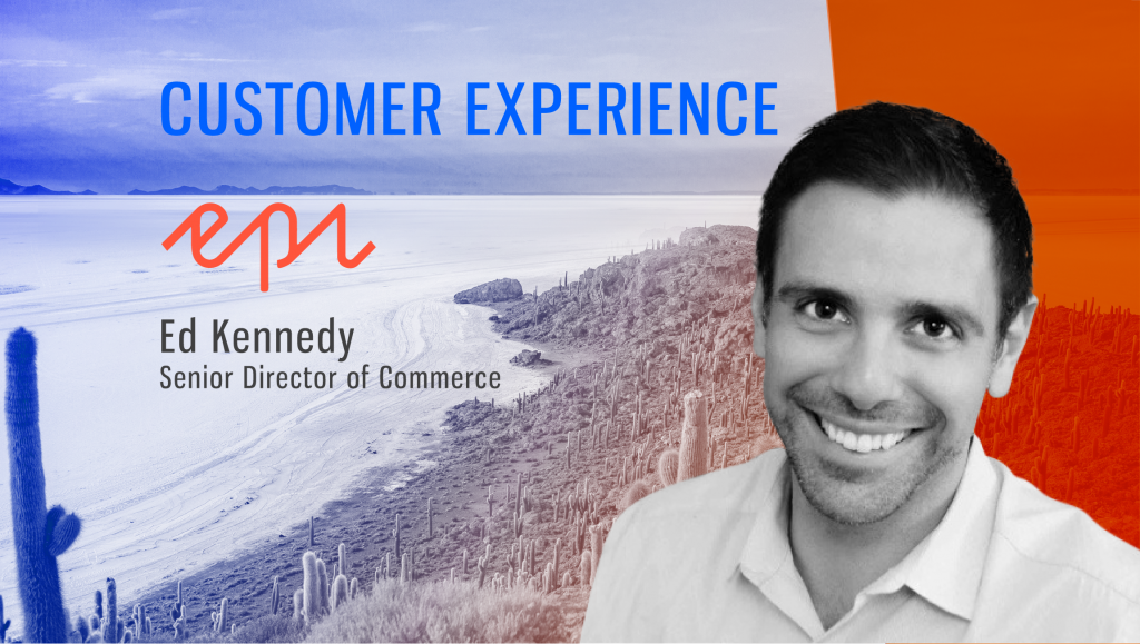 TechBytes with Ed Kennedy, Sr. Director of Commerce at Episerver