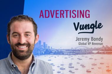 TechBytes with Jeremy Bondy, Global VP Revenue at Vungle
