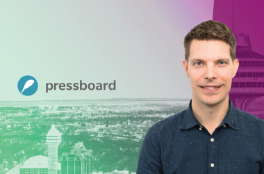Interview with Jerrid Grimm, Co-Founder at Pressboard